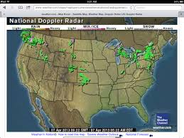 United States Map Weather by Good Migration Eastern United States 04 07 2013 Greg Miller Birding