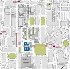 St Pancras Floor Plan Directions Ridgemount Hotel