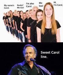 Meme Sweet - sweet carol line meme