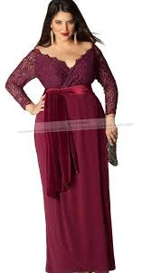 long sleeved plus size dress pluslook eu collection