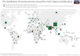 World Hunger Map by World Poverty Basis And Others