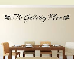 dining room wall decals inspiring dining room wall stickers pictures best inspiration home