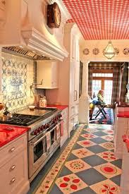 vintage küche baumwollstoff und vintage stil in ihrer küche