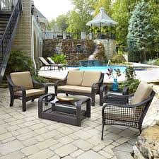 outdoor coffee tables patio tables home depot