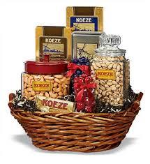 thank you gift basket gratitude thank you gift basket koeze direct