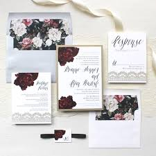 wedding invitations chicago chicago wedding stationery companies for every type of brides