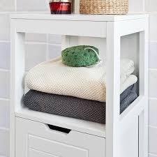 armadietto da bagno sobuy皰 frg127 w armadietto terra da bagno mobiletto salvaspazio