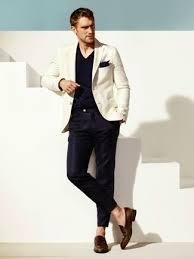 which dress pants to wear with a white blazer men u0027s fashion