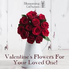 Valentine Flowers Valentine U0027s Flowers For Your Loved One Blossoming Gifts