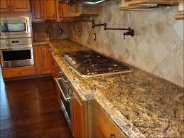 lowes under cabinet microwave kitchen lowes tile backsplash brown barstools single wall oven