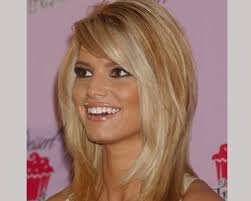 layered wedge haircut for women jessica simpson medium layered bob haircut medium hair styles