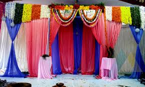 Marriage Decoration Morning Marriage Decoration In Panruti Event Management Company