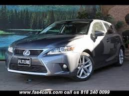 lexus 200h for sale used lexus ct 200h for sale in los angeles ca edmunds