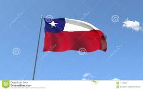 Chile Santiago Flag Markierungsfahne Von Chile Stockfilme U2013 41 Markierungsfahne Von