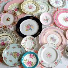 best 25 vintage plates ideas on vintage china