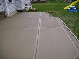 Patio Concrete Tiles Standard Concrete Patio Patio Concrete Tiles Patio Mommyessence Com