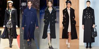 top winter fall women coat trends 2017 from runways fashionglint
