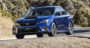 subaru wrx interior 2018 2018 subaru wrx wrx sti pricing and specs tweaked looks more