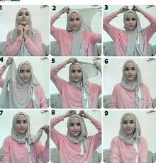 tutorial jilbab jilbab hijab tutorial easier to follow than many of the period veil ones