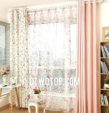Sheer Pink Curtains Soft Pink Silk Curtains Soft Pink Blackout Curtains Australia Soft