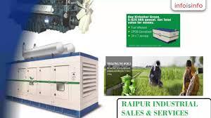 silent diesel generators in raipur silent genset best price