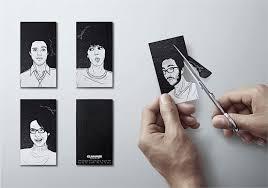 Creative Graphic Designer Business Cards 10 Creative Business Cards The Creative Bar