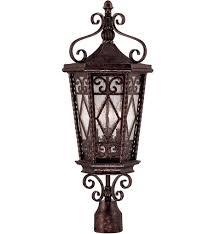 Outdoor Post Light Fixtures by Outdoor Post Lights Lighting U0026 Lamps Lamps Com