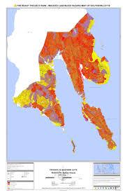 Luzon Map Hazard Maps