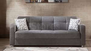 vision sofa sleeper diego gray sofa beds 10 vis s1401 sb 0