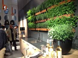 Kitchen Herb Garden Design Inspiration Kitchen Design Trends As Seen In Milan Kym