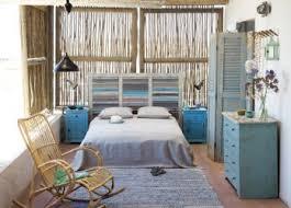 deco chambre mer meuble laqué blanc idée cuisine aménagée lit superposé 3 places bois