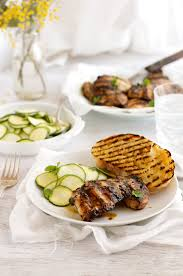 italian marinated grilled chicken with zucchini recipetin eats