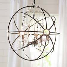 Metal Chandelier Frame 104 Best Home Lighting Images On Pinterest Chandeliers Home