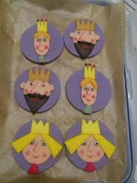 ben holly u0027s kingdom cupcake toppers princess holly