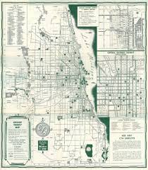 Map Of Cta Chicago by Cta Chicago Transit Map 1948 Chicago Transit Map Showing U2026 Flickr