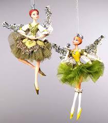 tree ornaments fairies kid made tree