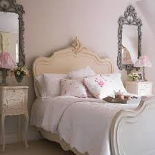 Shabby Chic Twin Headboard by Bedroom Exciting Shabby Chic Bedroom Decoration Design Ideas