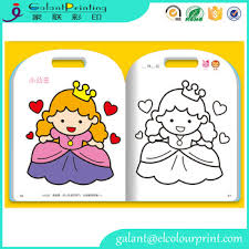cheap kids colouring books children painting drawing books child