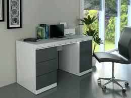 bureau ordinateur blanc laqué bureau laquac blanc design bureau blanc laquac design bureau