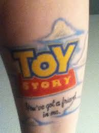 toy story tattoos google search things to wear pinterest