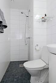 small ensuite bathroom design ideas challenging 50 square meter apartment with nordic interior décor