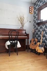 music room complete