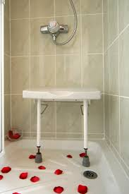 Bathroom Shower Chairs by Shower Seats U0026 Chairs