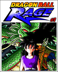 dragon ball fan manga dragon ball rage chapitre 1 by teejee67 on deviantart