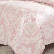 light pink and white bedding adorable pink damask comforter sets king queen and full sizes