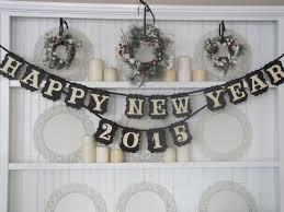 Decoration Happy New Year Happy New Years Decorations Diy New Year Party Decorations