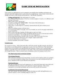 Resume Template Pdf Basic Resume Template Pdf Http Www Resumecareer Info Basic