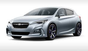 2016 subaru impreza hatchback 2016 subaru impreza previewed with new tokyo concept photos 1 of 3