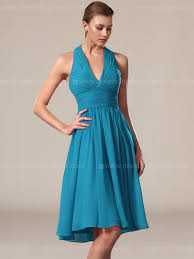halter bridesmaid dresses chiffon halter bridesmaid gown 109