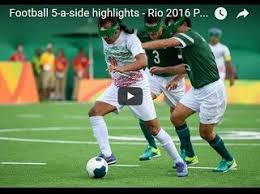 Paralympics Blind Football Official Website Of Ibsa International Blind Sports Federation